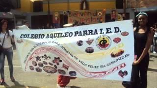 Vídeo 25 años del colegio Aquileo Parra