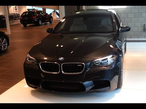Bmw M5 2014 In Depth Review Interior Exterior Youtube