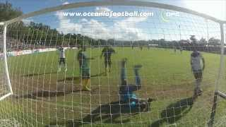 2012 OFC Nations Cup / MD4 / Fiji vs Solomon Islands Highlights