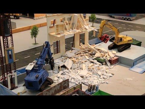 RC Demolition company - Lipper Modellbau-Tage