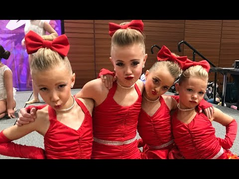 Brielle's Competition Dance Costume Haul!
