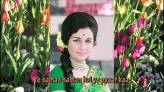 Ye Sama Sama Hai Ye Pyar Ka - Jab Jab Phool Khile Instrumental by Prof. Qasim Hasan Zaidi.mpg