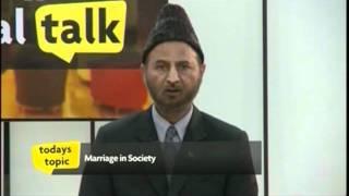 Marriage in Society ~ Real Talk Canada ~ Islam Ahmadiyya