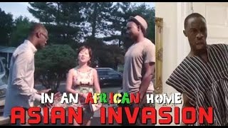 In An African Home: Asian Invasion (Clifford Owusu)