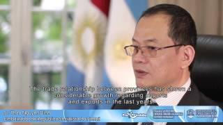 Vietnam Ambassador visited Córdoba