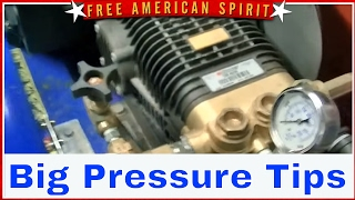 Best Pressure Washer and Drain Jetter Advice tips tricks LeGrand and Company