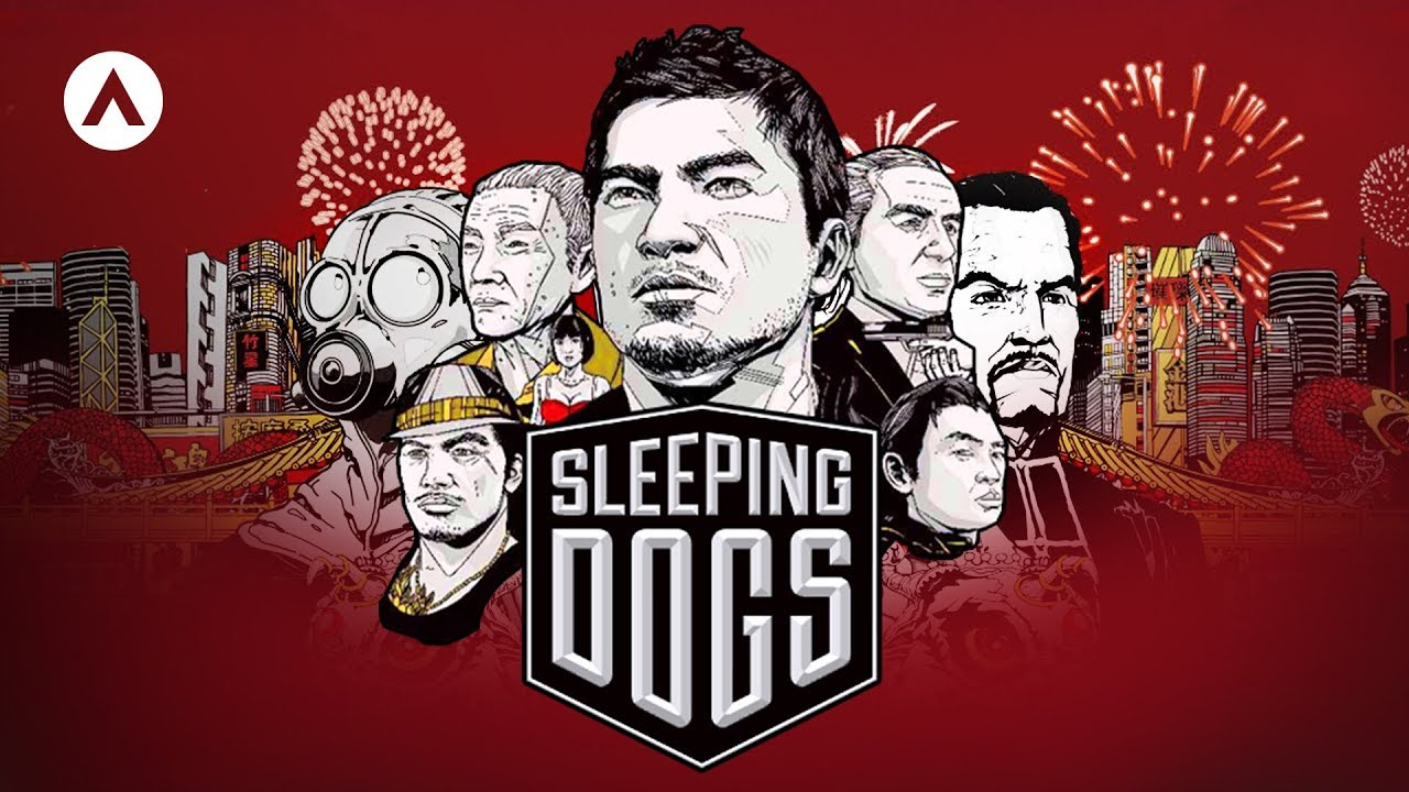 The History of Sleeping Dogs