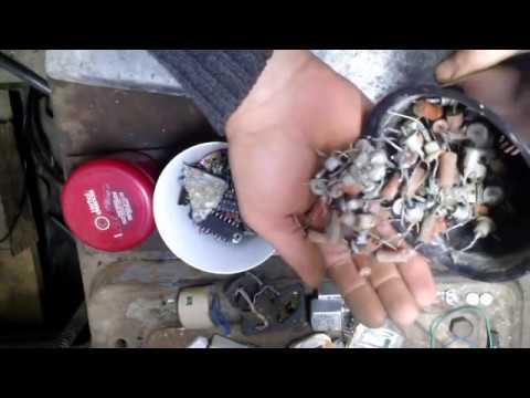 Olovorona сабираем олова 6 кг дома