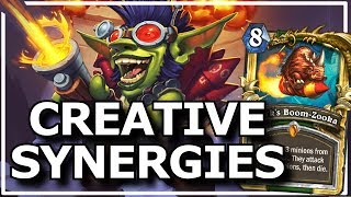 Hearthstone - Best of Creative Synergies