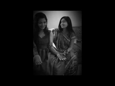 Chhello Divas Gujarati Movie Comic Non-stop Dialogue At Mahendi By Her Friend   Pripti Ajwalia