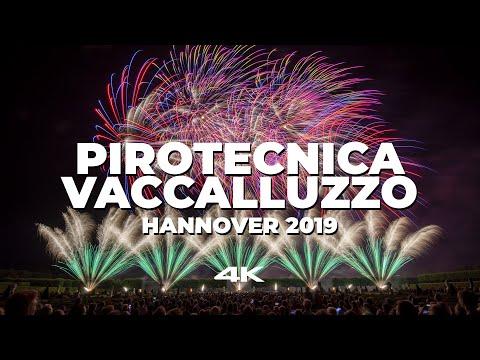 Pirotecnica Vaccalluzzo - Hannover 2019
