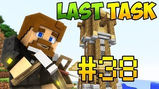 Minecraft LastTask 2 #38 - СТРОИТЕЛЬСТВО МЕЛЬНИЦЫ