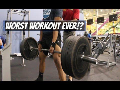 Worst Workout Ever!? | Captain America: Civil War
