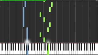 Katawa Shoujo OST - Cold Iron (Synthesia)
