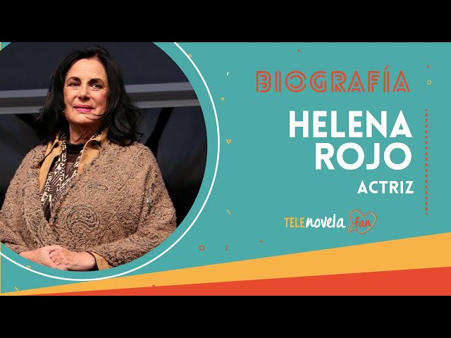 Biografía de Helena Roja