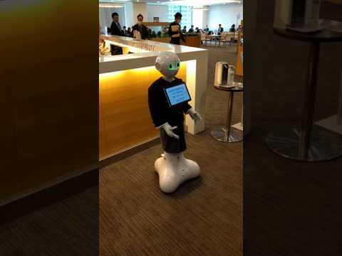 """Softbank robot """"Pepper"""""""