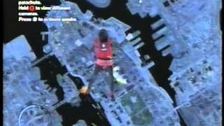 GTA 4 BASE JUMP FROM SPACE
