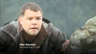 Killer Mountain (2011) - Syfy Original Movie (30 second trailer)