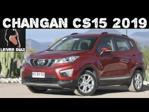 Changan CS15 2019
