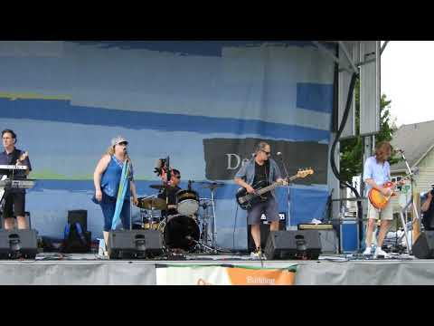 The Pretenders - Back on the Chain Gang cover by None of the Above @ Ladner May Days, Delta, Canada