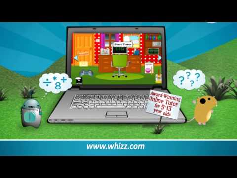 Maths-Whizz TV Advert 2013