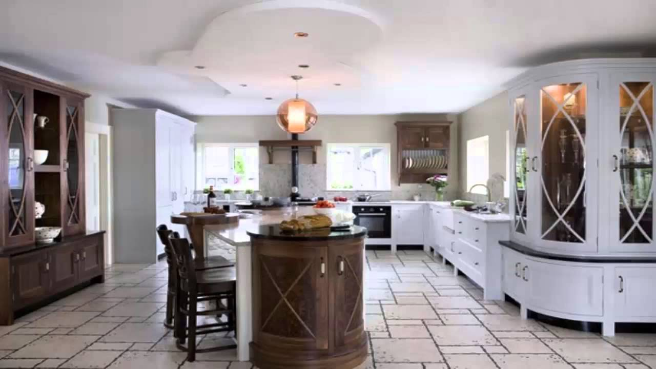 10    most beautiful modern kitchens - YouTube