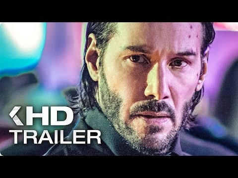 JOHN WICK 2 Trailer German Deutsch (2017)