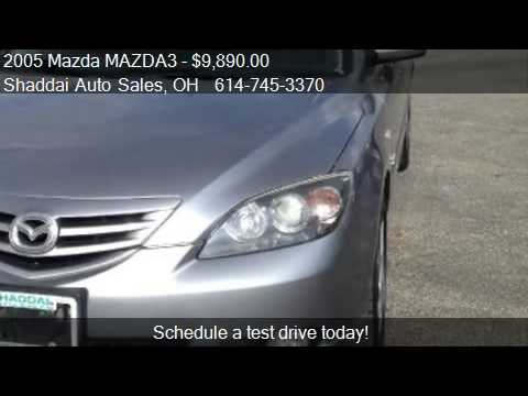 2005 Mazda MAZDA3 s 5-Door for sale in Whitehall, OH 43213 a
