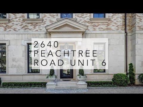 2640 Peachtree Road NW, Atlanta, GA 30305 Unit 6