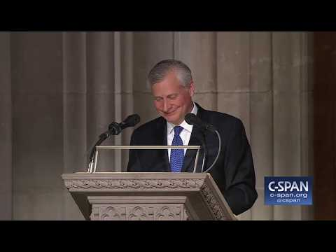 Word for Word: President George H.W. Bush State Funeral (C-SPAN)