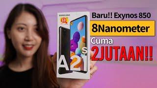 BNIB Garansi Resmi SEIN - SAMSUNG GALAXY A21s - 6GB - 64GB  quad camera Baterai 5000mAh