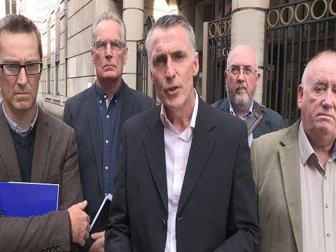 NoARC21 incinerator demanded by Sinn Féin MLAs