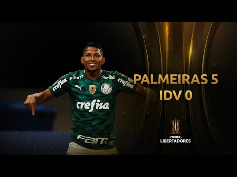 Palmeiras Independiente del Valle Goals And Highlights