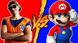 Manuel Aski VS Super Mario Run (Gameplay ITA)