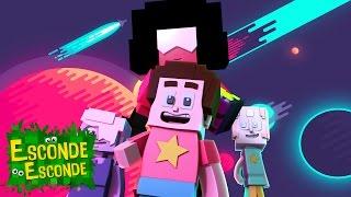 Minecraft: STEVEN UNIVERSE! (Esconde-Esconde)