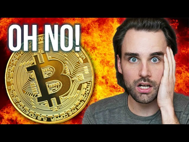 THERE'S SOMETHING WRONG WITH BITCOIN!