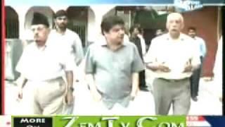 "Ahmadiyya Sahibzada Mirza Ghulam Ahmad Sahib in Express News ""Point Blank"" 2 June 2010 part-1"