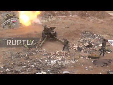Сирия. Война в Сирии. САА возобновляет военные действия в сельской местности Идлиба