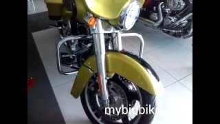 Harley Davidson FLHX  street glide 2011 rinehart ekzoz malaysia (kajang) for sale