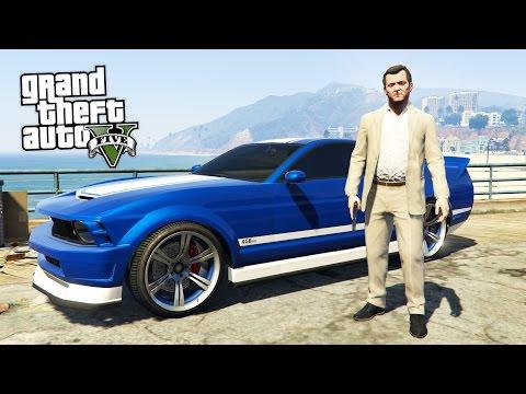 GTA 5 Real Life Mod #3 - EIGENES AUTO...