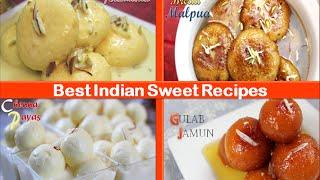Diwali Special Indian sweet recipe: Rasmalai, Bread Malpua, Chena Payas, Gulab Jamun-let's be f