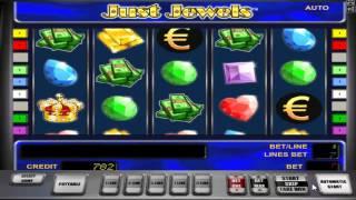 видео Автомат Just Jewels (Алмазы) онлайн без регистрации - играть на деньги или бесплатно в игровой автомат Just Jewels
