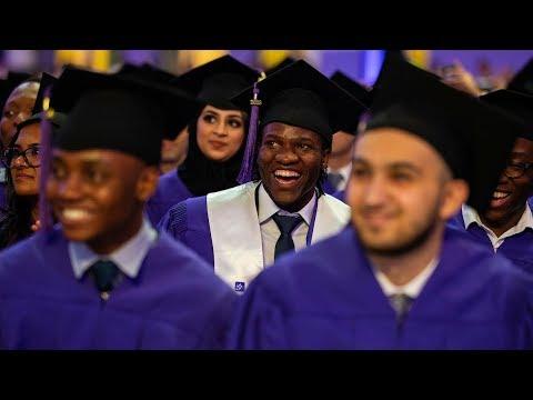 NYU Abu Dhabi 2018 Commencement Ceremony