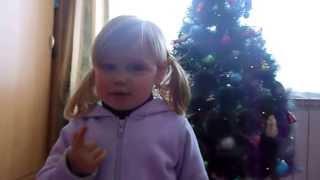 Детский стих на Новый Год про Деда Мороза))