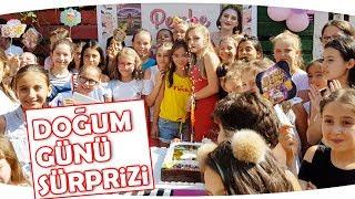 Doğum Günü Sürprizi , Işıl'a Sürpriz Yaptık | Babishko Family Fun TV , Işılın Pembe Dünyası
