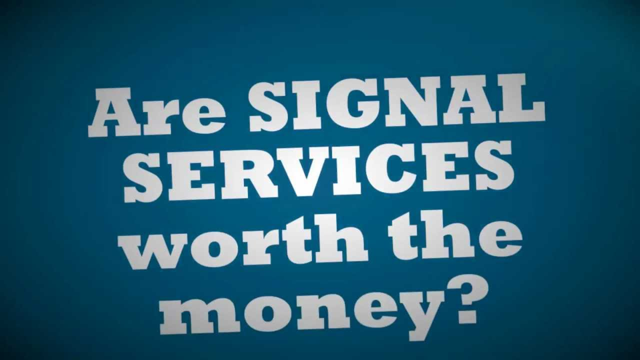 Are Signal Services and Tipsters worth the Money?