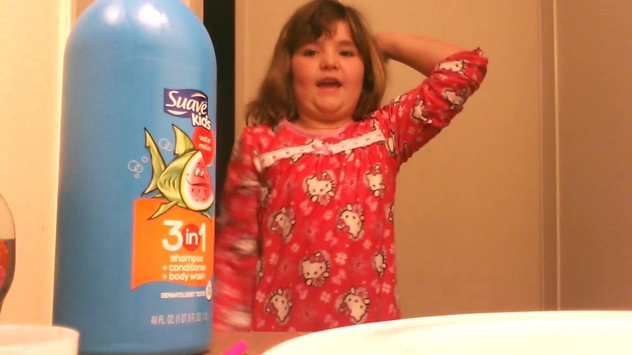 how to make slime with shampoo and hand soap