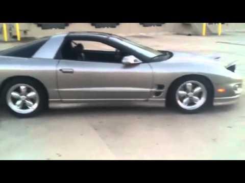 2001 Pontiac Firebird Youtube