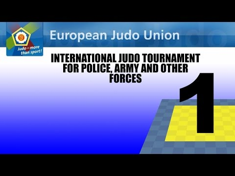 International tournament for police, army and other forces 2015 - MAT 1