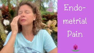 Endometrial Pain - Tapping with Namaste Healing